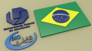 Biolab + UFU + Brasil